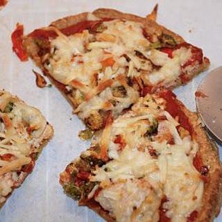Gluten Free Cauliflower Pizza Crust Recipe