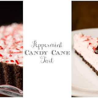 Peppermint Candy Cane Tart Recipe