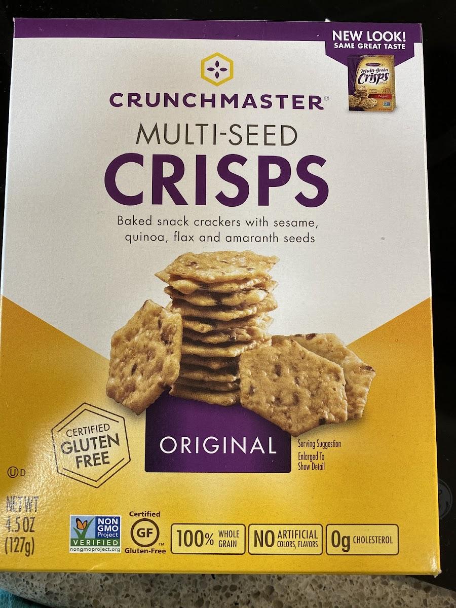 Multi-seed Crisps