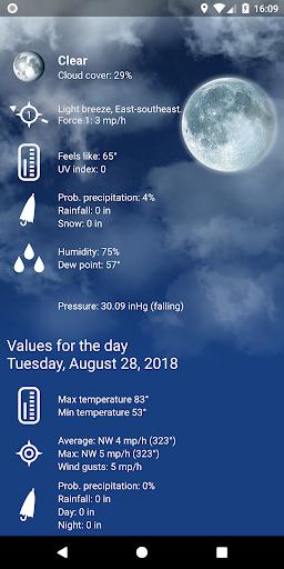 Weather Austria XL PRO  screenshots 3
