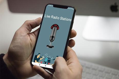 All Denmark Radios in One App - náhled