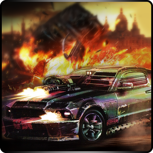 Death Racing : Crash Rivals 3D