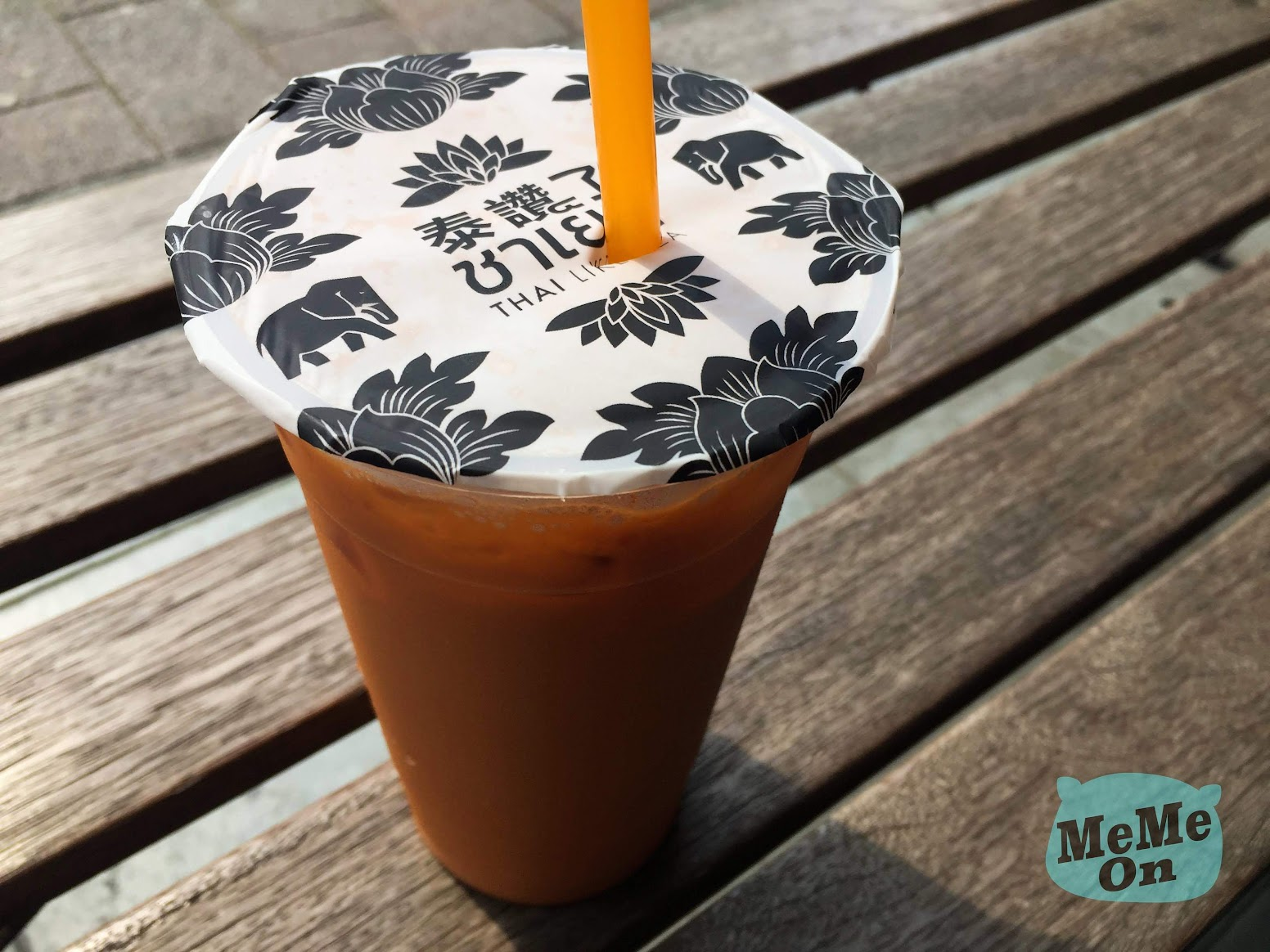 吃貨迷編日記ー 泰讚了 thai like tea 手工泰式茶