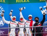Dichte ereplaats voor Vandoorne in LeMans: minder dan seconde tussen hem en de winnaar in zijn klasse