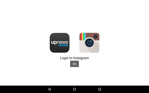 upnews hashtag
