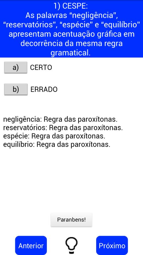 Portugues X Exercícios