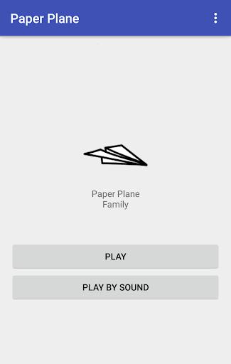 Paper Plane Screenshot