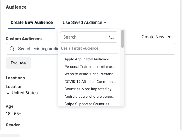 Use Pixel or Another Source to Collect Contact Info for your Audience