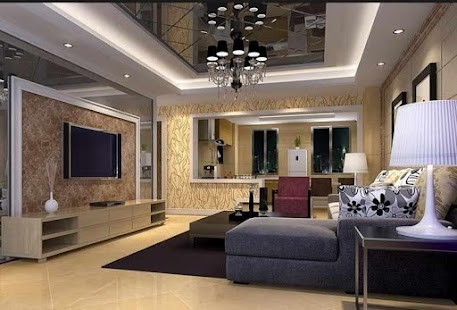 Living Room Design Ideas Screenshot Thumbnail