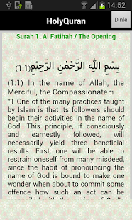 Holy Quran (Free)