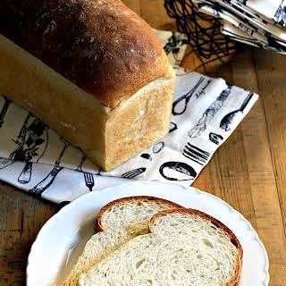 Coconut Milk Bread.