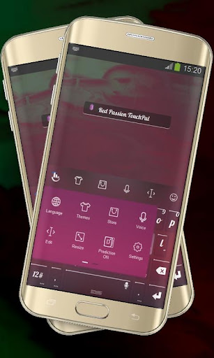 玩免費個人化APP|下載紅色激情Hóngsè jīqíng TouchPal app不用錢|硬是要APP