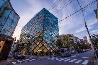 Photo: Prada Building in Tokyo