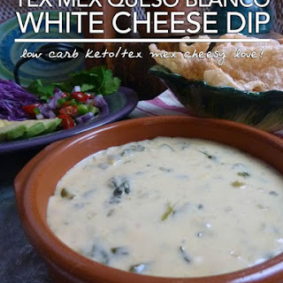 Low Carb Queso Blanco – A White Cheese Dip That Makes Your Taste Buds Sing!.