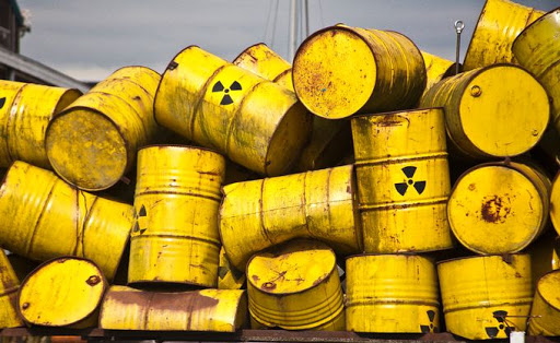 Nuclear waste. Picture: ISTOCK