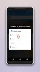 Video Downloader for Facebook App Download For Android 3