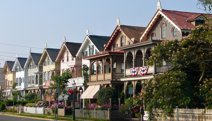 Stockton Row Cottages