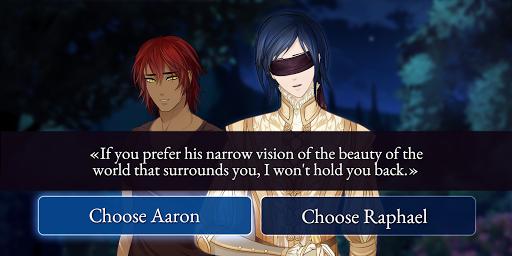Moonlight Lovers Raphael: Vampire / Dating Sim  screenshots 4