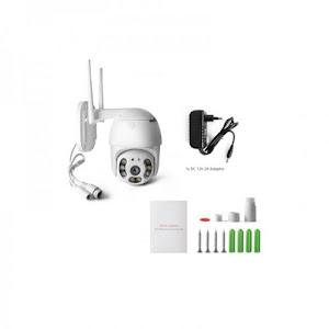 Camera de supraveghere video Wi-Fi Jortan 2 mpx, iOS / Android