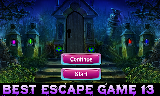 Best Escape Game 13 - náhled