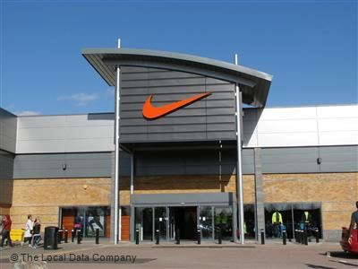 Nike Factory Store on Crown Road - Sports Goods Shops in Enfield Town,  Enfield