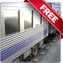 Moving train free lwp icon