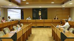 Imagen de la presentación del Plan Local de Instalaciones y Equipamientos Deportivos (PLIED).