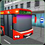 Bus Simulator USA Driving Game Icon