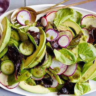Green Monster Salad.