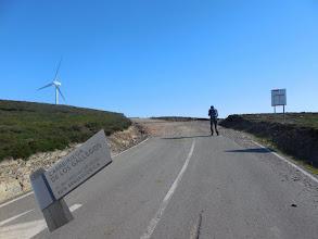 Photo: Comenzamos  con un muy buen dia, por la Carriega de Los Gallegos.Pero enseguida se estropeo