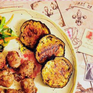 French Style Roasted Eggplant Recipe