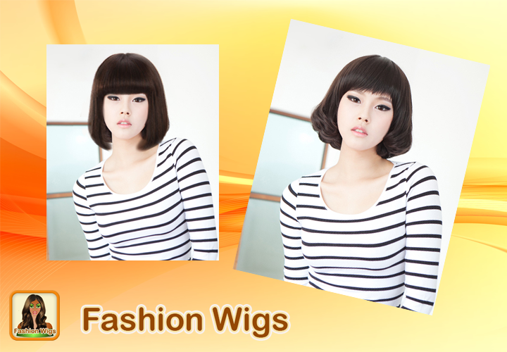 Fashion Wig Hair Style Change Android Apps On Google Play