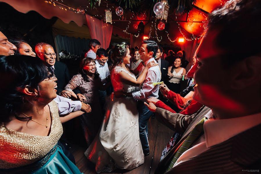 Wedding photographer Wilder Córdova (wilder). Photo of 16.09.2019