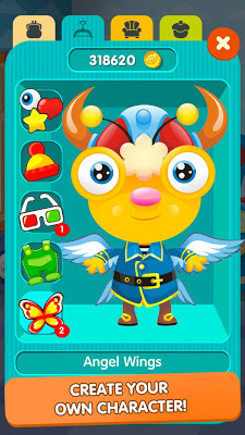 BeeSmarty tamagotchi-organizer - screenshot
