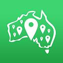 Drive Locations AU icon