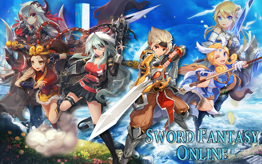 Sword Fantasy Online - Anime MMO Action RPG 7.0.28.3 screenshots 1