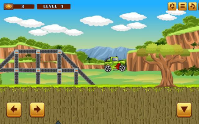 JeepRide Action Puzzle