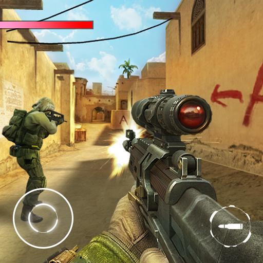 Counter Shooter Mission War APK