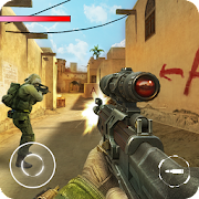 Counter Shooter Mission War MOD APK 1.0.4 (Unlimited Money)