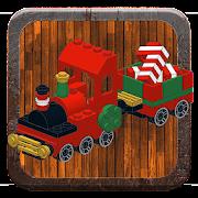 Trains in Bricks