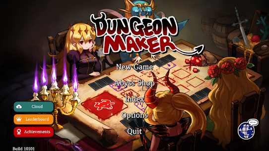 Dungeon Maker MOD (Unlimited Diamonds) 1