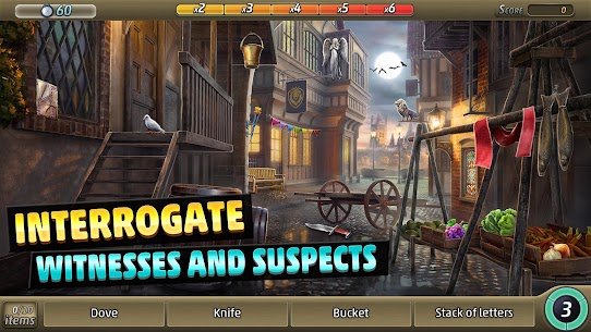 Criminal Case: Travel in Time MOD (Unlimited Star/Energy/Money) 4