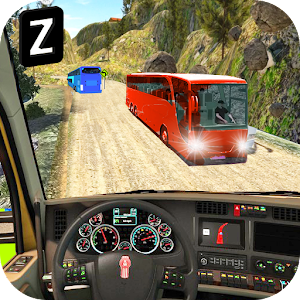 Offroad Hill Tourist Bus Drive for PC and MAC