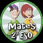 Matemáticas Segundo ESO icon