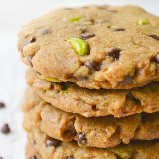 Pistachio Chocolate Chip Cookies [Vegan] Recipe