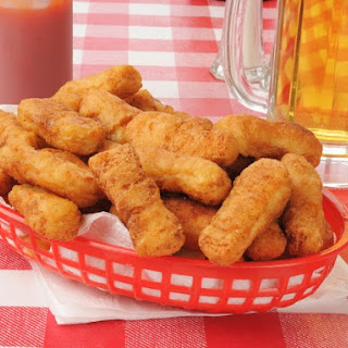 Beer-Battered Chicken Strips