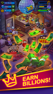 Party Clicker — Idle Nightclub Game Mod Apk (Free Shopping) 3