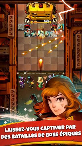Télécharger Battle Bouncers - RPG Fantastique Casse Brique mod apk screenshots 2