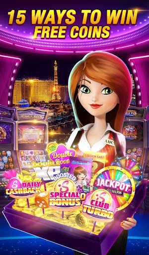 Slotomania Slots - Casino Slot Games  screenshots 2