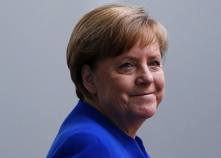 Angela Merkel. Picture: REUTERS